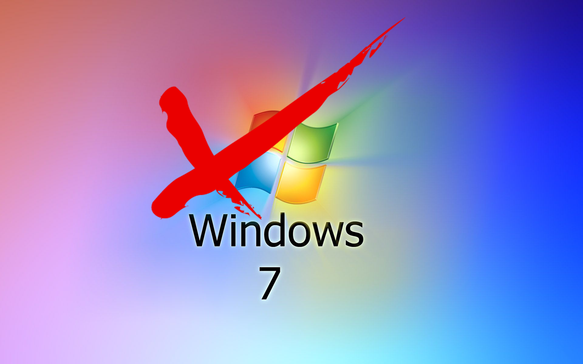 Dat was Windows 7