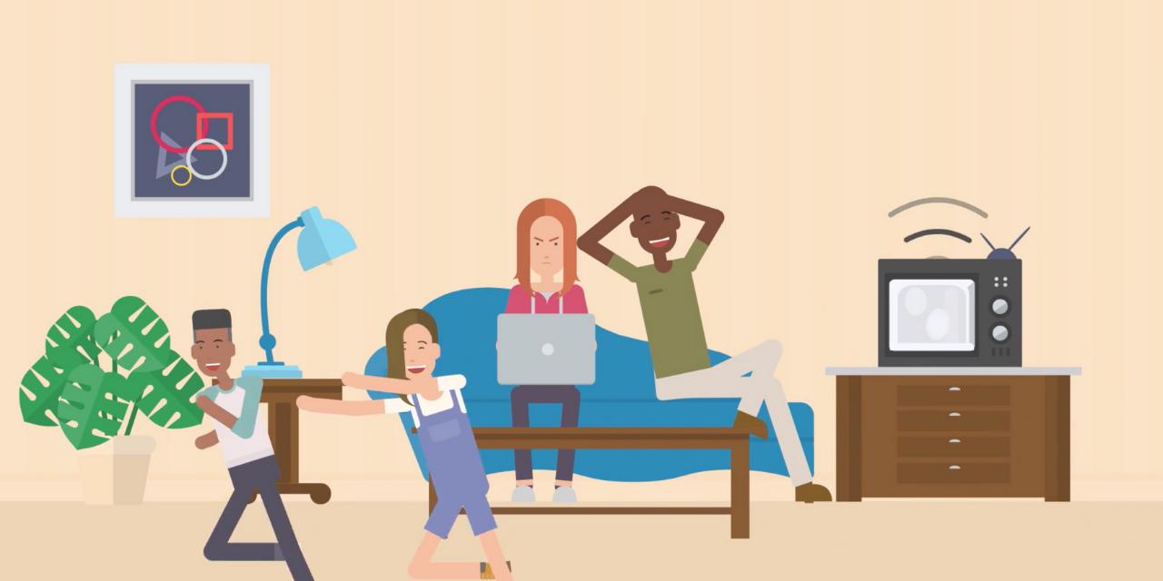 10 Tips voor thuiswerken in een kleine ruimte