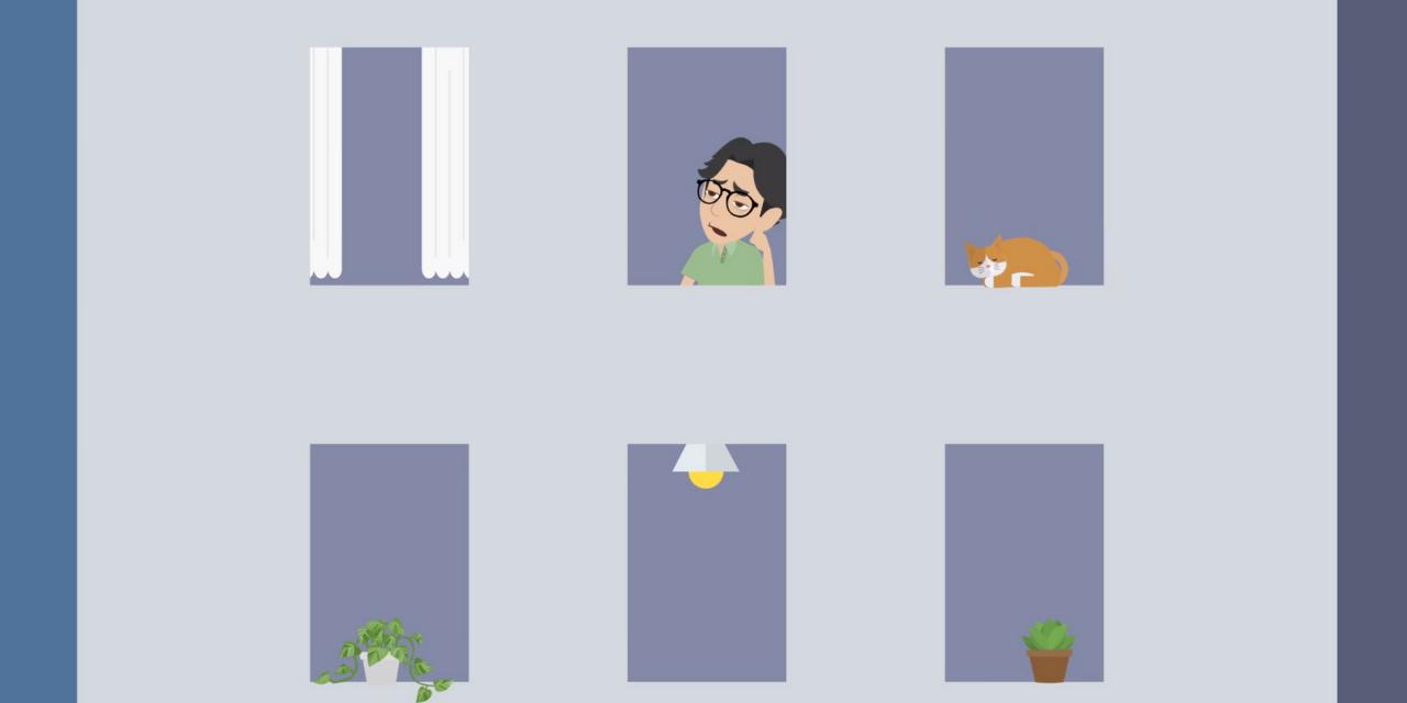 Hoe blijf je helder tijdens thuisisolatie?